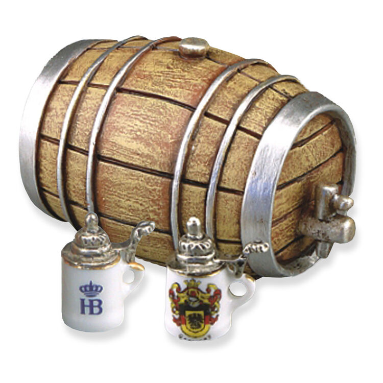 Reutter Porzellan birra Birra Barile Set BEER BARREL set set set Bambole Tube 1 12 ART 1.802 8 4a752a