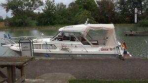 Bootsverdeck-Camperverdeck-fuer-Inter-9000-Nor-Line-u-aehnliche-Boote