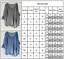 Women-V-Neck-Knitted-Sweater-Long-Sleeve-Casual-Loose-Jumper-Top-Pullover-Blouse thumbnail 2