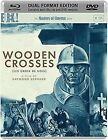 Wooden Crosses Les Croix De Bois 1932 Masters of Cinema Dual Format Blu-ray DVD