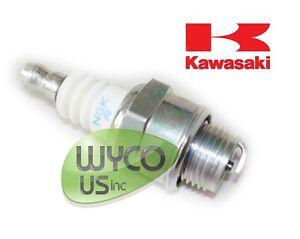 """kawasaki spark plug, 2"""" long, john deere 445 w/kawasaki fd620d"""