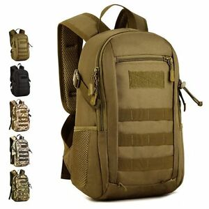 Outdoor-Military-Tactical-Backpack-Molle-Travel-Bag-Rusksack-Hiking-Camping-New