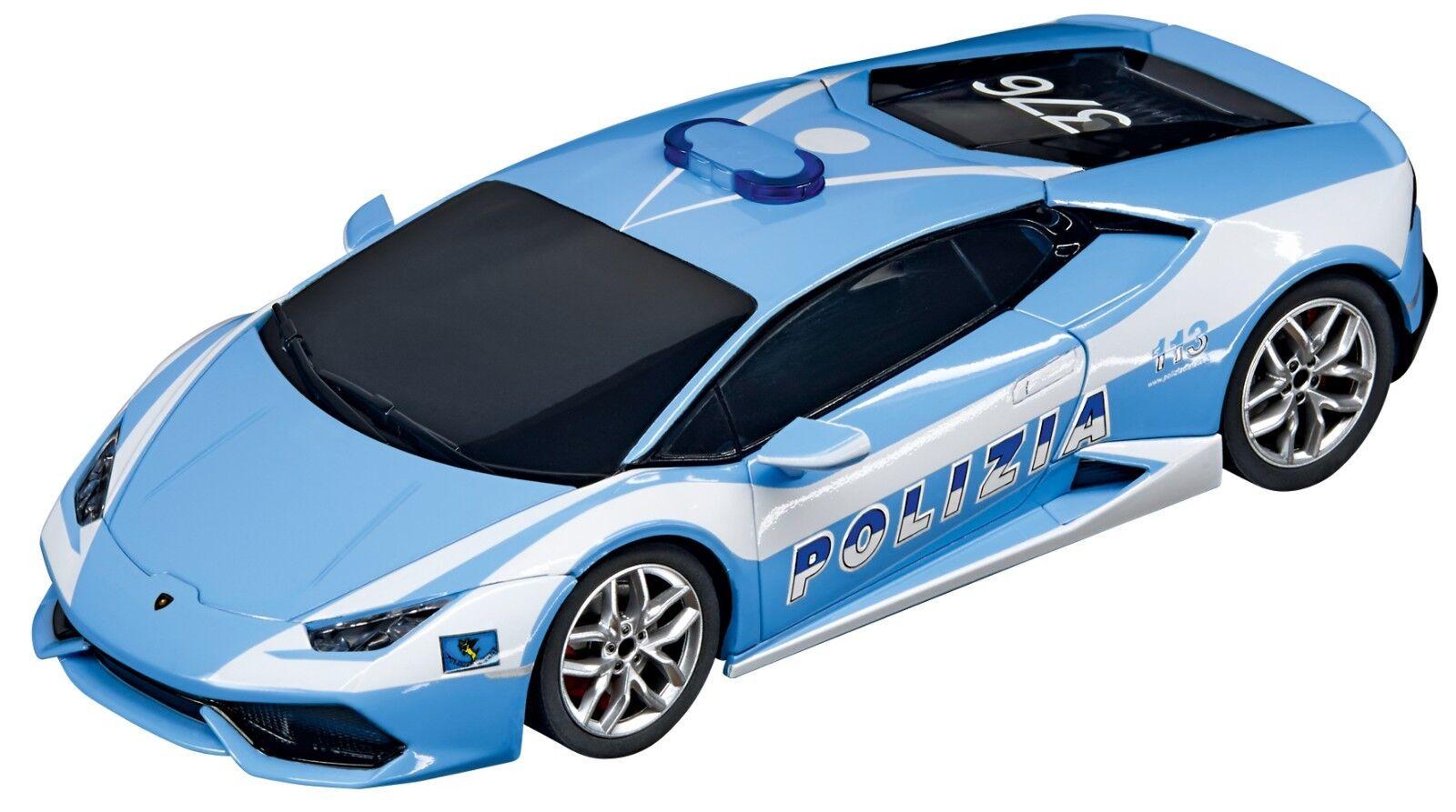 Top Tuning Carrera Digital 132 - Lamborghini Huracan   Polizia   Like