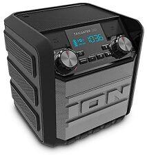 ION Audio Tailgater Go   Waterproof Compact Wireless Portable Bluetooth Speak...