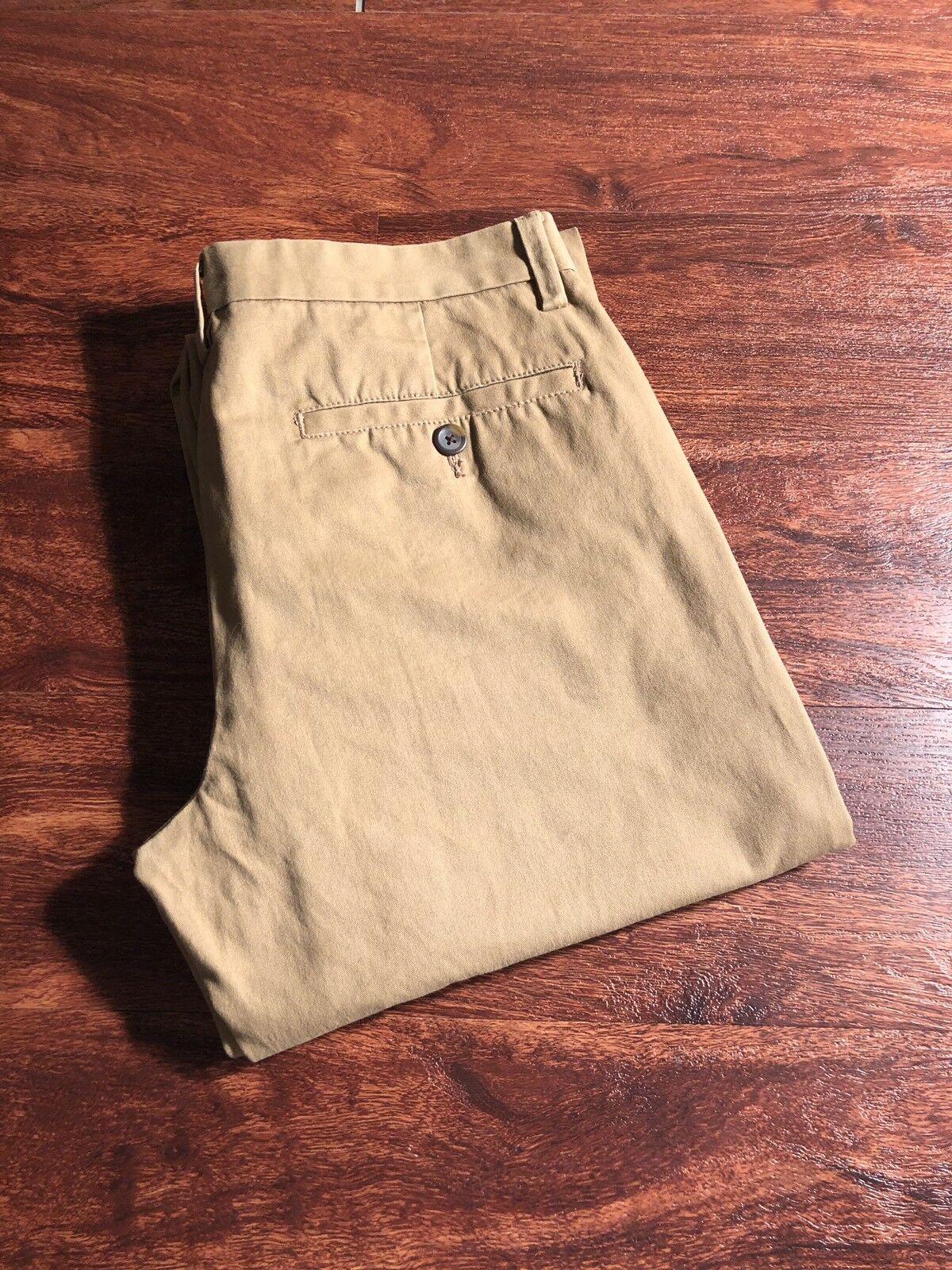 50fdb98d OLD NAVY Men's Tan Khaki Pants Size 32X26 Regular nabsht5893 ...