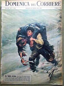 La-Domenica-del-Corriere-3-Febbraio-1963-Nuvolari-Hitler-Hess-Rivera-Garavaglia