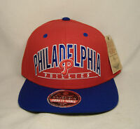 Philadelphia Phillies Snapback Hat American Needle Cooperstown Collection