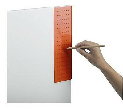IKEA Drill Template Useful in Mounting Knobs & Handles FIXA