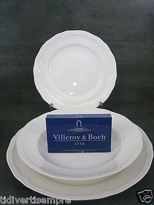 Villeroy E Boch Piatti.Meubles Entree Collection On Ebay
