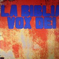 Vox Dei - Biblia [new Vinyl] on Sale