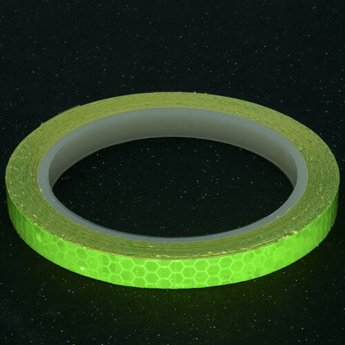 8M Reflective Stickers Bike Car Motorcycle Waterproof Night Riding Safety Tapes