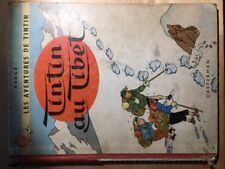 TINTIN AU TIBET - TINTIN (1960 - eerste druk)