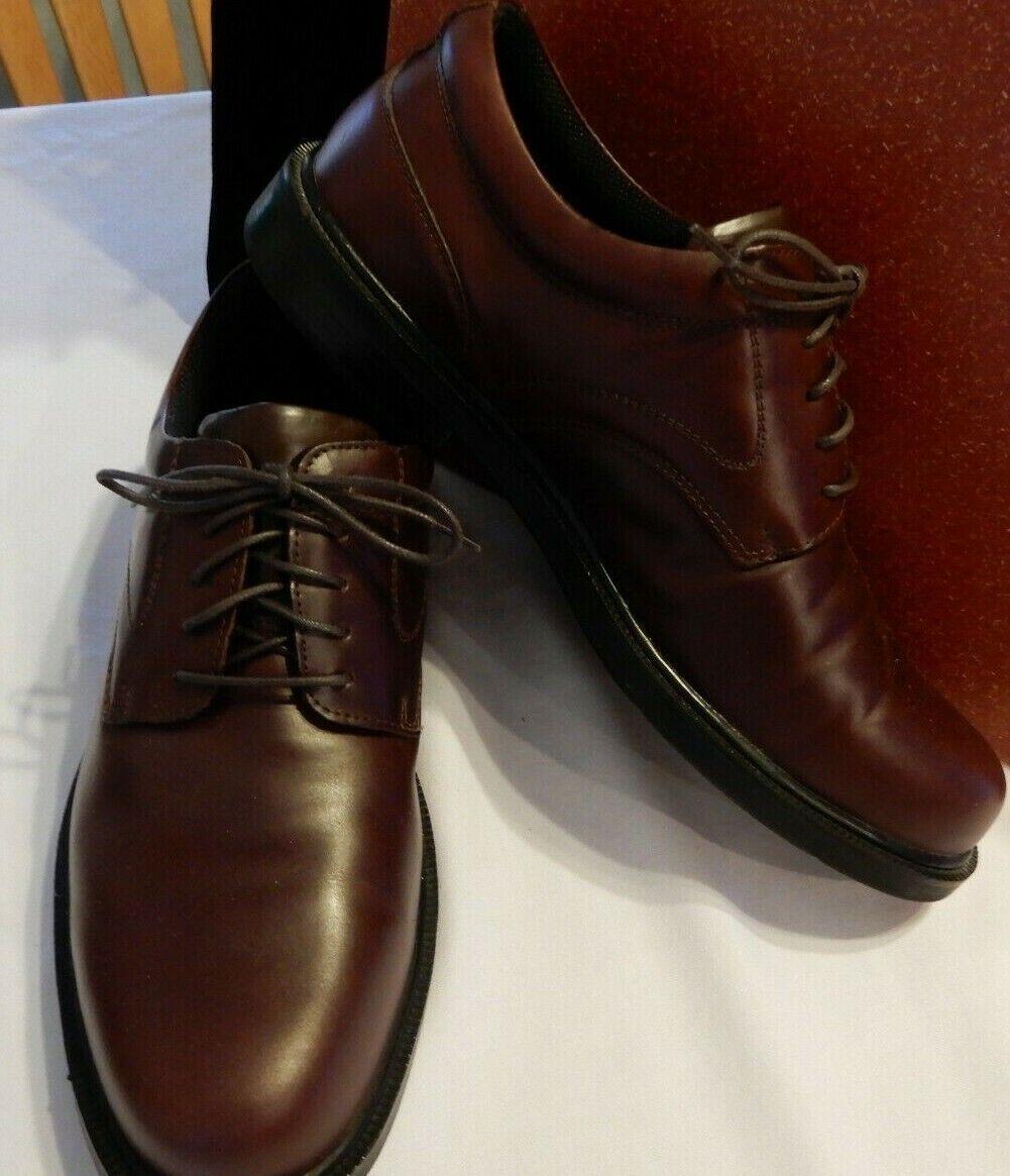 negozio outlet DEER STAGS S.U.P.R.O Times tie Marrone Marrone Marrone Oxford Style Uomo scarpe Dimensione 13 M  WOW   bellissimo