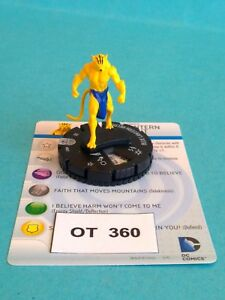 RPG-Supers-Wizkids-Heroclix-Blue-Lantern-Recruit-with-card-OT360