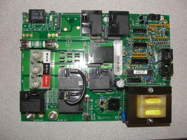 Spa Control / Balboa / Catalina Spas Circuit Board, CAT75 on