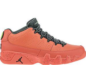 54b984e78810fd Details about Men s Brand New Air Jordan 9 Retro Low Mango Athletic Era  Sneakers  832822 805