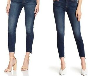 7-For-All-Mankind-Women-039-s-High-Rise-Ankle-Gwenevere-Jeans-Sz-29x27-NWOT-209-C8