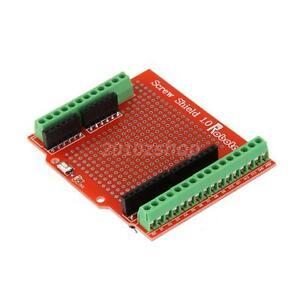 Standard-Screw-Shield-Board-Terminal-Erweiterungsplatine-fuer
