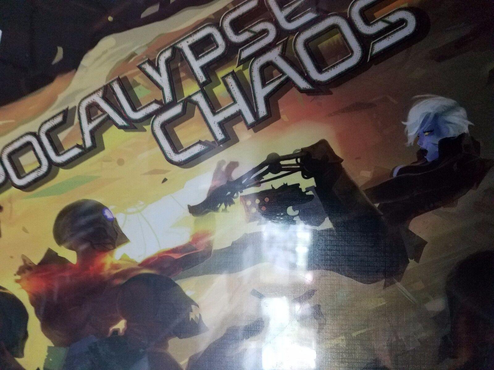 Apocalypse Chaos - Z Spiele Brettspiel Neu
