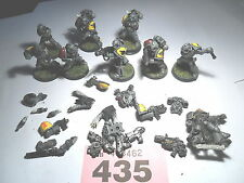 Warhammer 40k Space Marine Space Wolf Wolves pack Lot 435