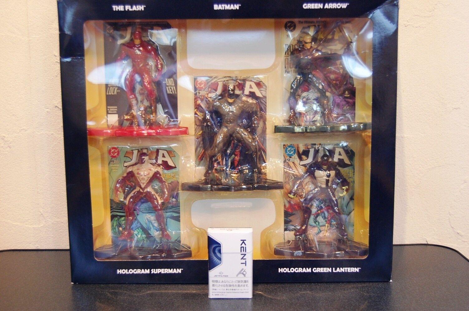 JUSTICE LEAGUE OF AMERICA  DC Comics Super Heroes Collection 2 Figure set