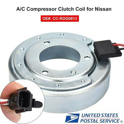 AC Compressor COMPLETE CLUTCH Fits Rogue 2008-2014 2.5 liter Top quality A//C