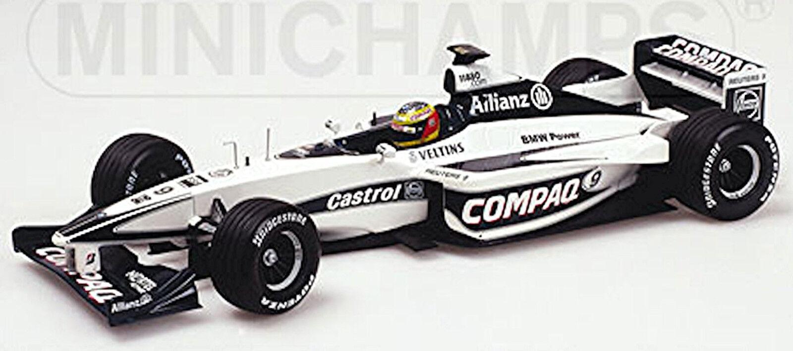 Williams Fw 22 BMW 2000 Ralf Schumacher Hp-Allianz 1 18 Minichamps