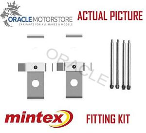 NEW-MINTEX-FRONT-BRAKE-PADS-ACCESORY-KIT-SHIMS-GENUINE-OE-QUALITY-MBA1674