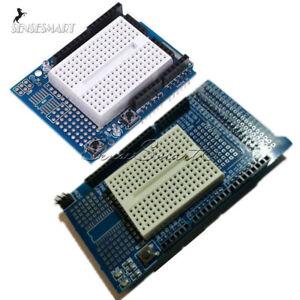 Prototype Shield ProtoShield V3 Mit Mini Breadboard For Arduino MEGA2560 UNO
