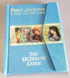 Percy Jackson And The Olympians The Ultimate Guide Pdf