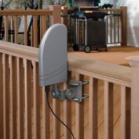 Rca Digital Amplified Indoor Outdoor Tv Hdtv Antenna Multi Directional