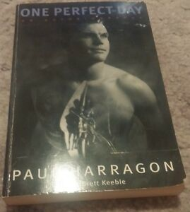 PAUL-HARRAGON-SIGNED-BOOK-ONE-PERFECT-DAY-SIGNED-BY-BRETT-KEEBLE