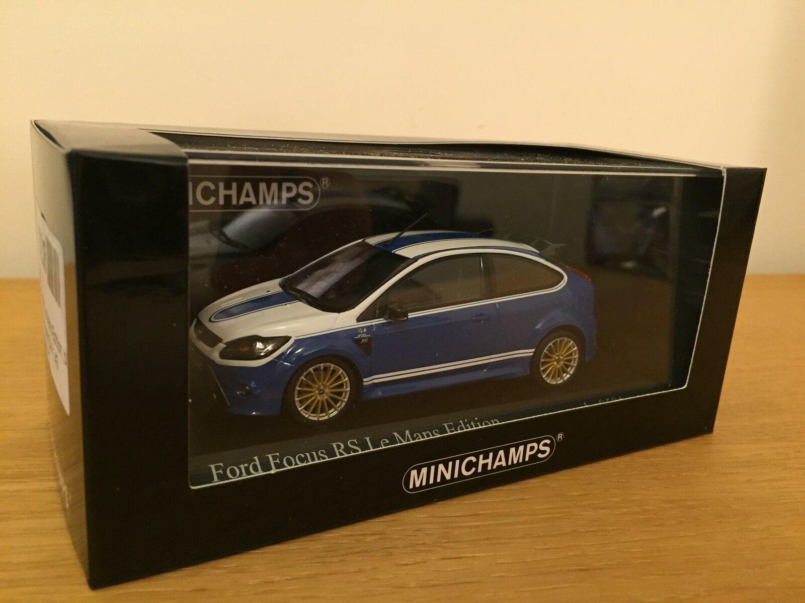 Minichamps 1   43 ford focus rs le - mans - edition - version 1 (403 088172) sehr selten