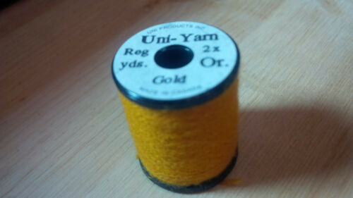 Twisted 2-strand Acrylic Uni-Yarn Various Colors