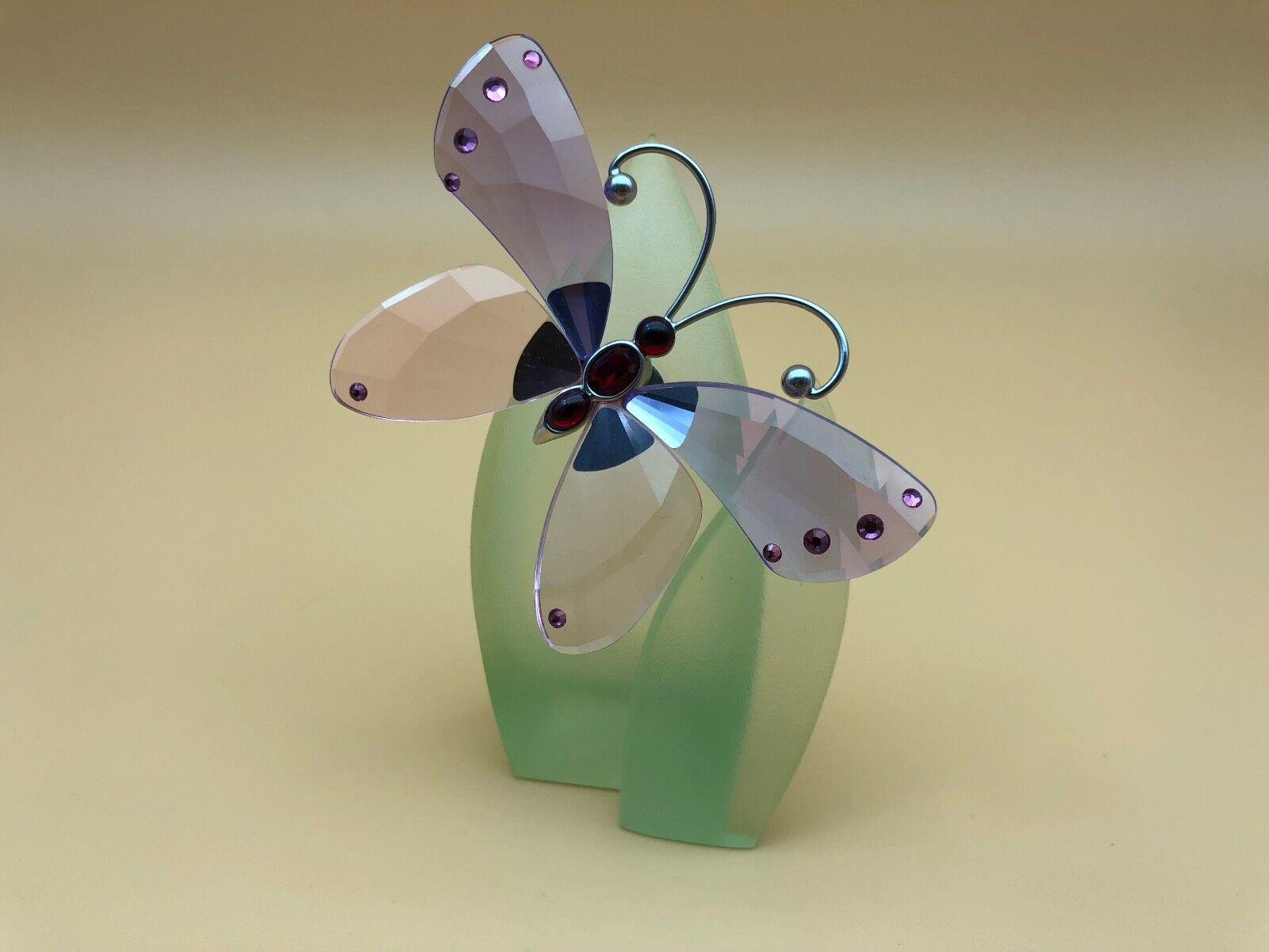 Swarovski personaje Paradise mariposa 8 cm. top estado
