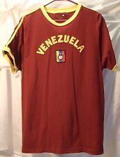 Venezuela Soccer Shirt Embroidered National Team Logo Mens XL