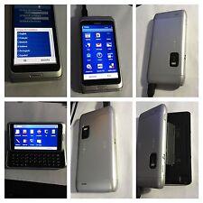 CELLULARE NOKIA E7 GSM  UNLOCKED SIM FREE DEBLOQUE