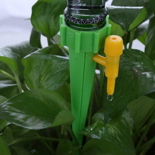 Auto Drip Irrigation System Automatic Watering Spike for Plants 6pcs