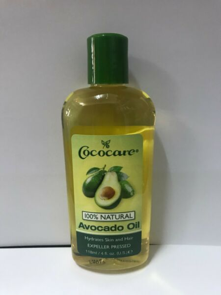 Cococare 100% Natural Avocado Oil 118ml / 4 fl.oz.