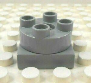 black 2 Lego Duplo Item Swivel Mount