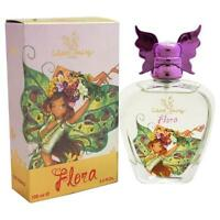 Flora By Winx Fairy For Women-edt- Spray-3.4 Oz-100 Ml-authentic-made In Usa