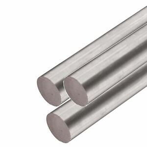 13//16 inch 8620 CF Alloy Steel Round Rod 0.812 x 12 inches