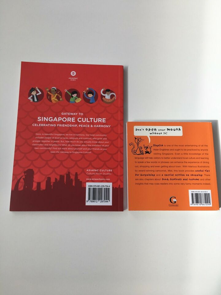 Gateway to Singapore culture & An essential guide, emne: