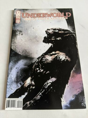 Underworld Red In Tooth And Claw #1 February 2004 IDW Comics