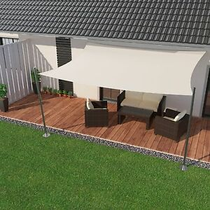ibizsail premium sonnensegel wasserabweisend terrasse garten balkon sonnenschutz ebay. Black Bedroom Furniture Sets. Home Design Ideas
