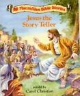 Jesus the Story Teller by Carol Christian (Paperback, 1998)