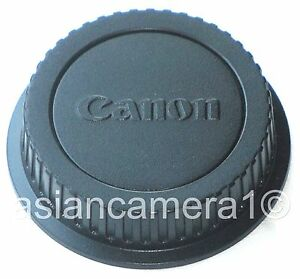 Rear End Dust Cap E For Canon EOS 10D 20D 30D 40D 50D Camera