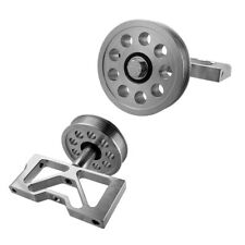 Smog Pump Idler Pulley System Fits 79 95 Mustang 50 Mod Aluminum
