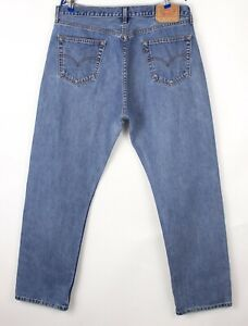 Levi's Strauss & Co Hommes 590 04 Droit Jambe Slim Jean Taille W40 L32 BCZ947