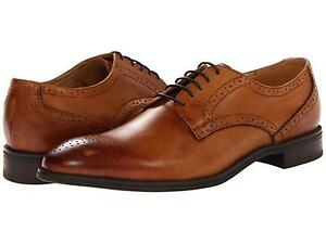 New  JD Fisk Men's Vincent Oxford  -  sz 9 M (NWB)